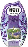 "ST ""Shoushuuriki"" Жидкий дезодорант – ароматизатор для комнат с ароматом лаванды, 400 мл."