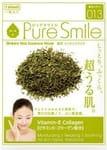 """SUN SMILE """"Essence mask"""" Антиоксидантная маска для лица с эссенцией зелёного чая 23 мл., 1 шт."""