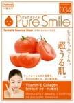 """SUN SMILE """"Essence mask"""" Регенерирующая маска для лица с эссенцией томата, 23 мл., 1 шт."""