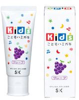 SK Kids Детская зубная паста с ароматом винограда, 60 гр.