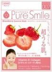"""SUN SMILE """"Pure Smile"""" Обновляющая маска для лица с эссенцией клубники, 23 мл., 1 шт."""