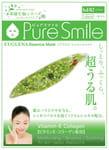 """SUN SMILE """"Living Essences"""" Энергетическая маска для лица с эссенцией эвглены зелёной, 23 мл., 1 шт."""