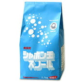 """Shabon """"Shabondama"""" Натуральное порошковое мыло для стирки белья, 2,1 кг."""