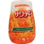 KOBAYASHI Освежитель воздуха для туалета «Kaori Kaoru – аромат османтуса и мимозы», 140 гр.
