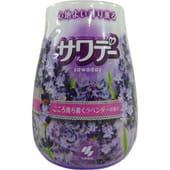 KOBAYASHI Освежитель воздуха для туалета «Kaori Kaoru – аромат белой и лиловой лаванды», 140 гр.