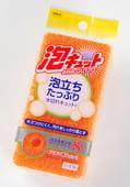Ohe Corporation «Awa Qutto Bath Sponge» / Губка для ванной (трехслойная, верхний слой средней жесткости).