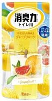 """ST """"Shoushuuriki"""" Жидкий дезодорант – ароматизатор для туалета с ароматом грейпфрута, 400 мл."""
