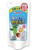 Chu Chu Baby Натуральное моющее средство для детский бутылочек, детской посуды, овощей и фруктов, 720 мл, сменный блок.