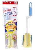 Chu Chu Baby Щётка-спонж для мытья детских бутылочек.