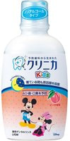 """Lion """"Clinica Kid's Sukkiri"""" Ополаскиватель для полости рта детский, вкус персика, 250 мл."""