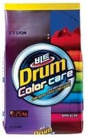 """CJ LION """"Beat Drum Color"""" Стиральный порошок-автомат, для цветного белья, 2500 гр., пакет."""