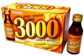 """Kinyo Pharmaceutical """"Секрет бодрой ночи 3000"""" Напиток энергетический негазированный, 100 мл."""