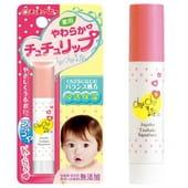 Chu Chu Baby Детский крем-стик для губ, 4 гр.