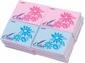 Kami Shodji Двухслойные супермягкие карманные салфетки «Pocket Tissue», 20 упаковок по 10 шт.