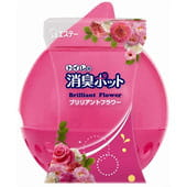 ST «Accent quietly» - Желеобразный освежитель воздуха для туалета, цветы, 270 гр.