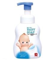 """COW Пенящееся жидкое мыло """"Кьюпи"""" для детей, 400 мл."""