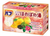 KAO Соль для ванны в таблетках «Bub» Relaxing Time, 4 аромата, 40 гр. х 12 шт.