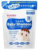 WAKODO Шампунь для детей «MiluFuwa», мягкая упаковка, 400 мл.