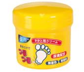 TO-PLAN Крем для ног смягчающий и дезодорирующий, с антибактериальным эффектом, 110 гр.