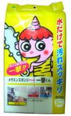 "Ohe Corporation ""Melamine Sponge"" Меламиновая губка, 2 шт., 25x7,8x3,2 см."