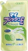 """ROCKET SOAP Жидкость для мытья посуды """"Fresh - свежий лайм"""", сменная упаковка, 500 мл."""
