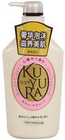SHISEIDO «Kuyura» Увлажняющее жидкое крем-мыло для тела, с расслабляющим цветочным ароматом, 550 мл.