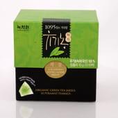 NOKCHAWON Органический зелёный чай