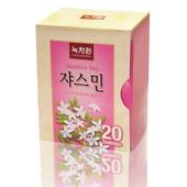 NOKCHAWON Чай с жасмином, в пакетиках, 12 гр. (20х0,6 гр.).