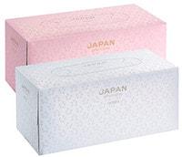 """Nepia Салфетки бумажные двухслойные """"Japan Рremium"""", 220 шт. в упаковке."""