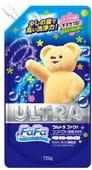 """NISSAN Жидкое мыло для стирки детского белья """"FA-FA ULTRA"""" c цветочным ароматом, 720 мл., сменный блок."""