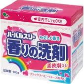 Mitsuei Стиральный порошок с кондиционером, для цветного белья, 900 гр.