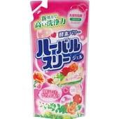 Mitsuei Гель для стирки белья с ароматом роз, 800 мл., сменная упаковка.