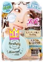 "Sana ""SPF 39 Pore putty face powder mineral"" Пудра рассыпчатая минеральная, SPF 39."
