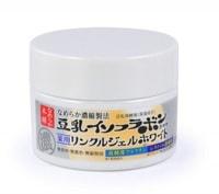 """Sana """"Wrinkle Gel Cream"""" Увлажняющий и подтягивающий крем-гель, с ретинолом и изофлавонами сои (с осветляющим эффектом), 100 гр."""