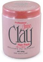 """Dime """"Professional Amino Clay Pack"""" Маска для поврежденных волос с аминокислотами и глиной, 800 мл."""