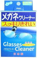 """Showa Siko """"Megane"""" Влажные антимикробные салфетки для очищения линз очков, экрана смартфона, 25 шт., 110х150 мм."""