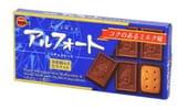 BOURBON �Alfort Mini Chocolate� �������� ������� �������� �������� ���������, 59 ��.