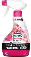 """KAO Спрей для чистки и дизенфекции туалета """"Toilet Magiclean"""", с ароматом розы, 380 мл."""