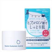 ROSETTE Многофункциональный увлажняющий гель для лица 4 в 1 с гиалуроновой кислотой и растительными экстрактами, 80 гр.
