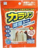 KOKUBO Влагопоглотитель с крючком для шкафа, 12х32 см., 25 гр.