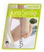 SUN SMILE Увлажняющая маска для локтей с эссенцией зелёного чая.