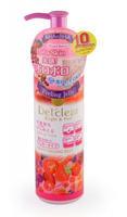 Meishoku Aha&Bha Peeling Gel / Очищающий пилинг-гель с Aha&Bha с эффектом сильного скатывания, 180 мл.