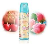 KAO «8x4 Deodorant Romantic fantasy» Дезодорант-антиперспирант на основе природных антибактериальных компонентов, с женственным ароматом спелых ягод и элегантных цветов (вишня-малина-роза-сирень), 150 гр.