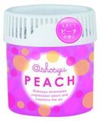 KOKUBO Поглотитель неприятного запаха, с ароматом персика, 150 гр.