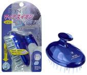 Ikemoto Щётка массажная для очищения кожи головы.