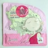 SALLY'S BOX Восстанавливающая маска для волос с аргановым маслом - шапочка+маска.