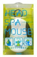 "Vess ""Head spa mouse"" Массажёр для кожи головы ""компьютерная мышь""."
