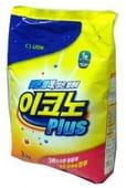 """CJ Lion """"Econo Max"""" Стиральный порошок для стирки в холодной воде, мягкая упаковка, 3 кг."""