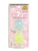 """Vess """"Tako tropical tsubo oshi"""" Массажер для точечного массажа тела """"Тропические осьминожки""""."""