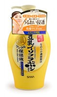 """Sana """"Wrinkle Milk"""" Увлажняющее и подтягивающее молочко, с ретинолом и изофлавонами сои, 230 мл."""
